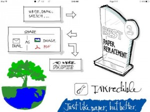 inkcredible ipad app
