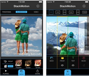 StackMotion iOS App