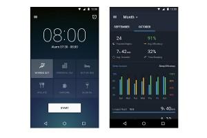 Runtastic Sleep Better App